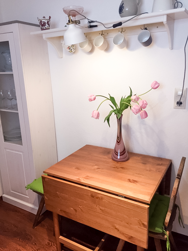 Küche - Altes Haus Kork